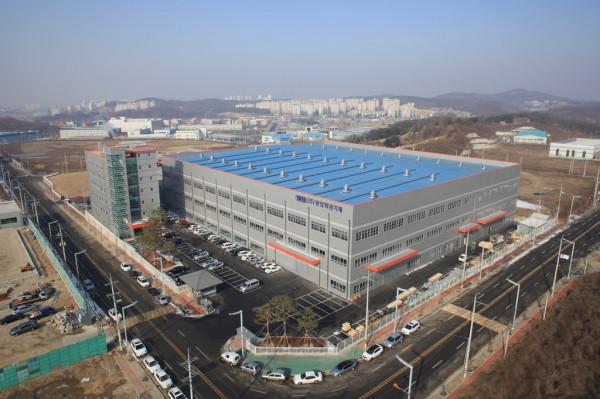 TRUFLO® Manufacturing Facility